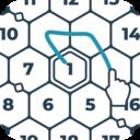 数字迷宫游戏