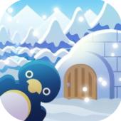 动物与雪之岛